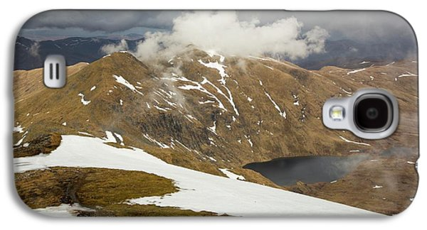 Looking Towards Meall Garbh Galaxy S4 Case