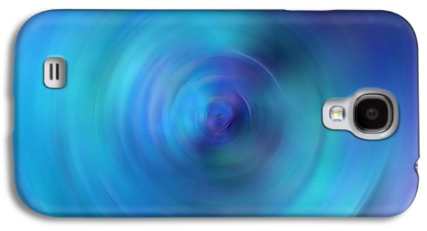 Looking Within - Energy Abstract Art By Sharon Cummings Galaxy S4 Case by Sharon Cummings
