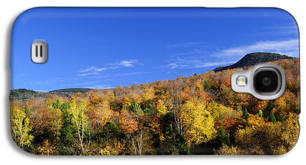 Loon Mountain Foliage Galaxy S4 Case