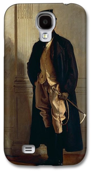 Lord Ribblesdale Galaxy S4 Case by John Singer Sargent