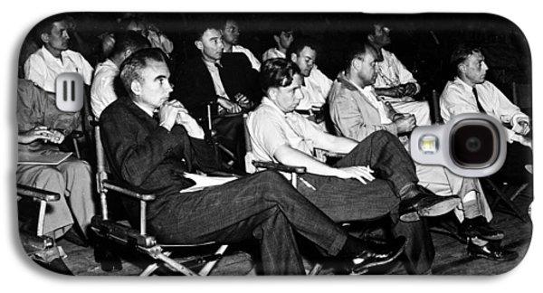 Los Alamos Colloquium, 1946 Galaxy S4 Case