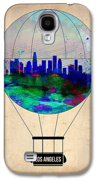 Los Angeles Air Balloon Galaxy S4 Case