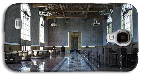 Los Angeles Union Station - Custom Galaxy S4 Case