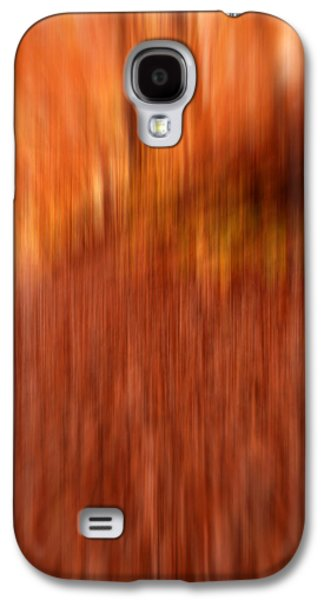 Lost In Autumn Galaxy S4 Case by Lourry Legarde
