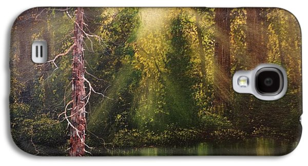 Lost In Thought Galaxy S4 Case