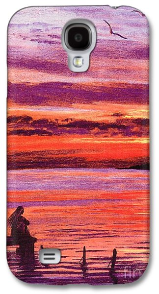 Lost In Wonder Galaxy S4 Case