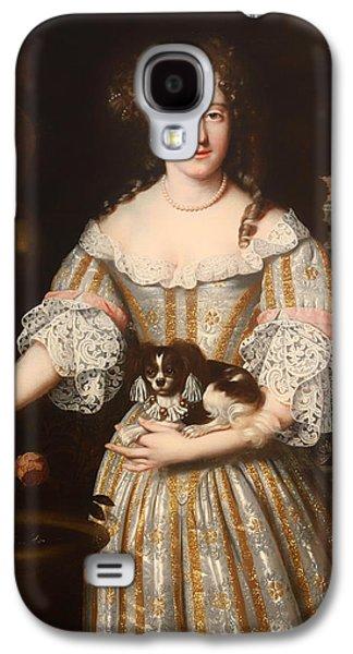 Louis De Keroulle - Duchess Of Portsmouth Galaxy S4 Case by Mountain Dreams
