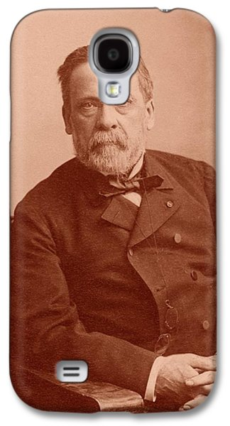 Louis Pasteur Galaxy S4 Case by American Philosophical Society