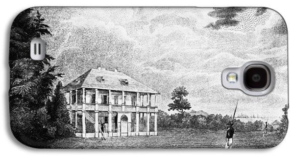 Louisiana Planter's Home Galaxy S4 Case by Granger