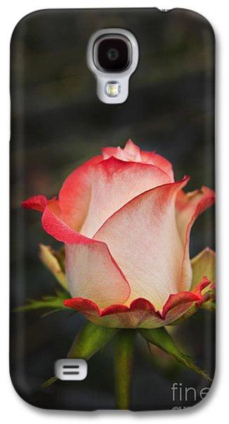 Love Is A Rose II Galaxy S4 Case by Al Bourassa