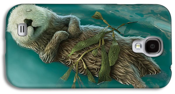 Lovely Day For A Nap Galaxy S4 Case by Gary Hanna