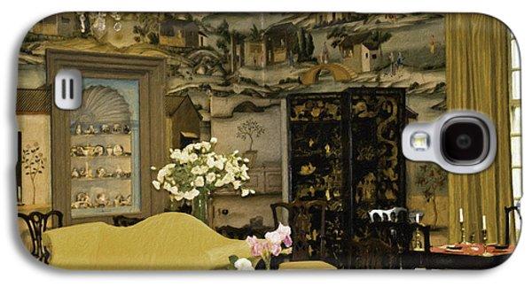 Lovely Room At Winterthur Gardens Galaxy S4 Case