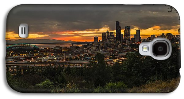 Lovely Seattle Galaxy S4 Case