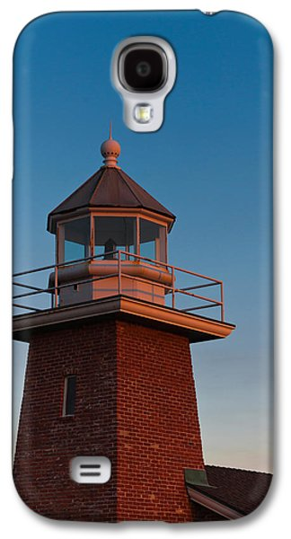 Low Angle View Of A Lighthouse Museum Galaxy S4 Case by Panoramic Images