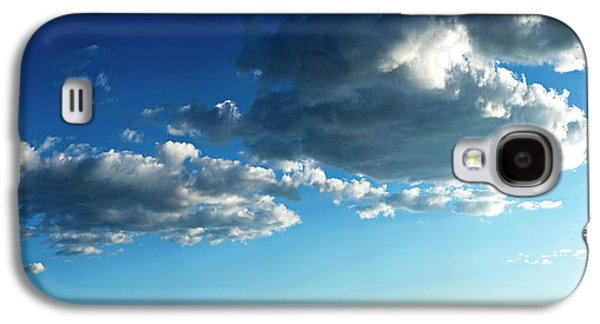 Low Angle View Of Cloudy Sky, Taos Galaxy S4 Case