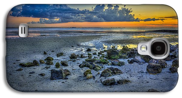 Low Tide On The Bay Galaxy S4 Case