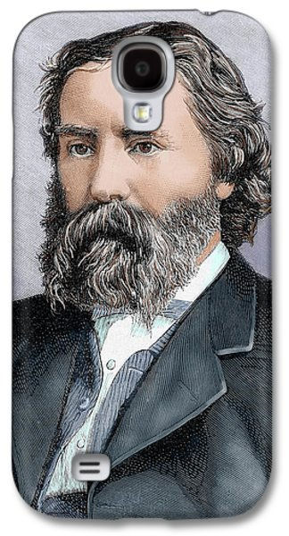Lowell, James (1819-1891 Galaxy S4 Case by Prisma Archivo