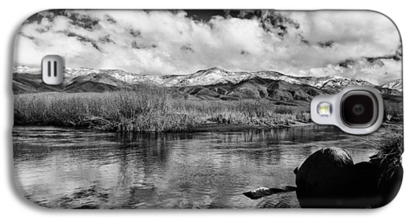 Lower Owens River Galaxy S4 Case