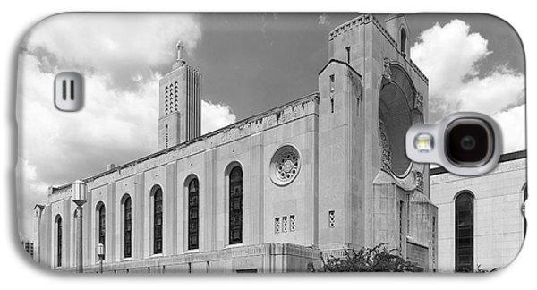 Loyola University Madonna Della Strada Chapel Galaxy S4 Case by University Icons