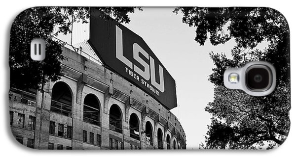 Lsu Through The Oaks Galaxy S4 Case by Scott Pellegrin