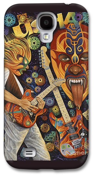 Lucha Rock Galaxy S4 Case