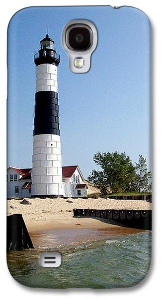 Ludington Michigan's Big Sable Lighthouse Galaxy S4 Case