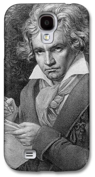 Ludwig Van Beethoven Galaxy S4 Case
