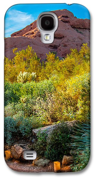 Luminarias In The Afternoon Galaxy S4 Case by Ross Henton