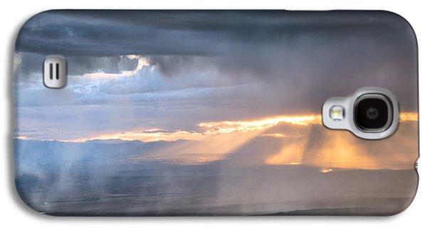 Luminous Storm Galaxy S4 Case