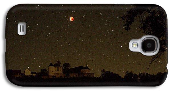 Lunar Eclipse Galaxy S4 Case by Eckhard Slawik