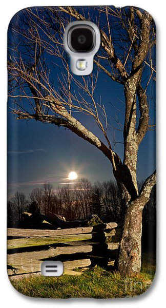 Lunar Landing - Blue Ridge Parkway Galaxy S4 Case by Dan Carmichael