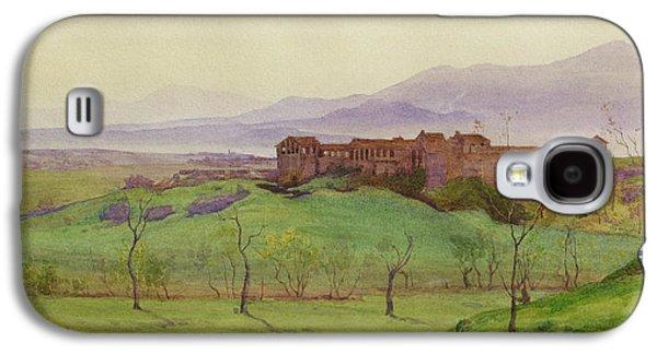 Lunghezza Half Way Between Rome Galaxy S4 Case by Matthew Ridley Corbet