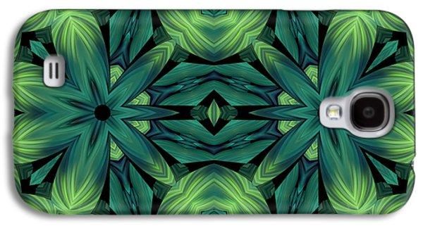 Luscious Greenery Galaxy S4 Case