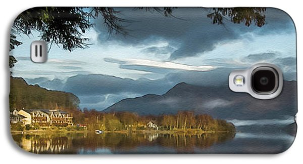 Luss Loch Lomand Galaxy S4 Case