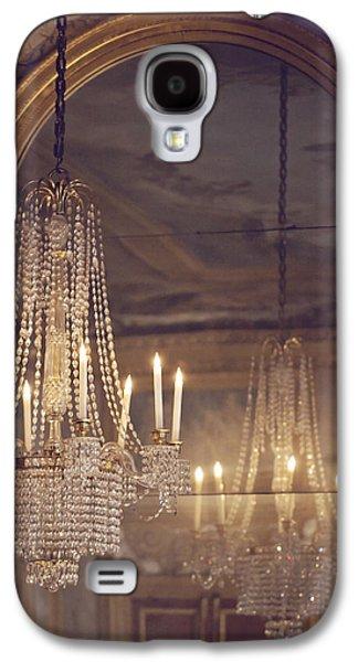 Lustre De Fontainebleau - Paris Chandelier Galaxy S4 Case by Melanie Alexandra Price