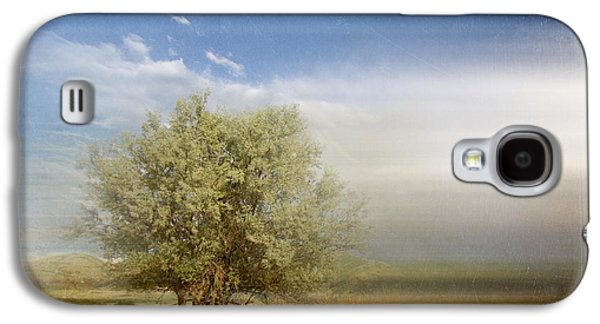 Lyrical Tree - 01bt01aa Galaxy S4 Case by Variance Collections