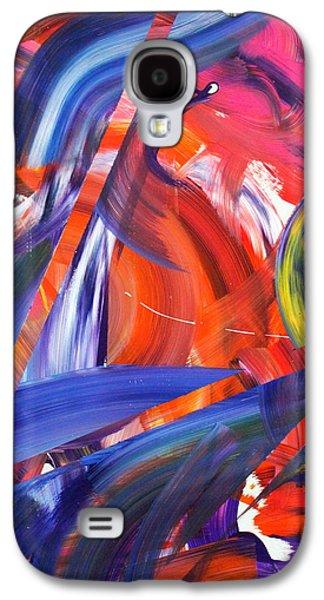 Lyrical Wax Galaxy S4 Case