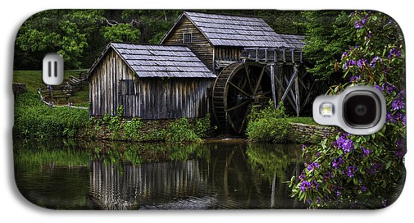 Mabry Mill In Spring Galaxy S4 Case