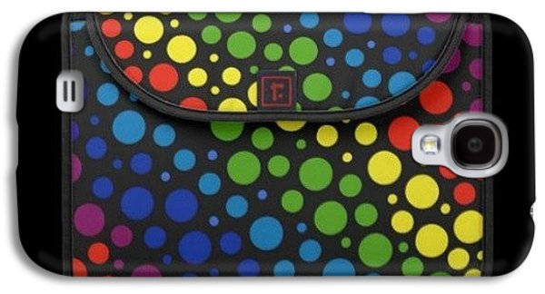 Colorful Galaxy S4 Case - #macbook #cover #rainbow #awesome by Mandy Shupp