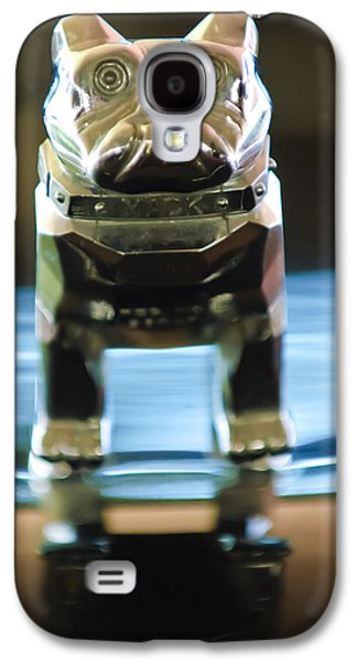 Mack Truck Hood Ornament 2 Galaxy S4 Case by Jill Reger