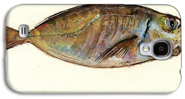 Mackerel Scad Galaxy S4 Case