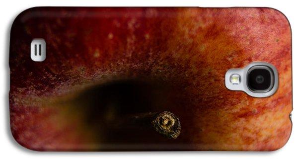 Macro Apple Galaxy S4 Case by Erin Kohlenberg