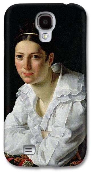Madama Claude Marie Dubufe Galaxy S4 Case by Claude-Marie Dubufe