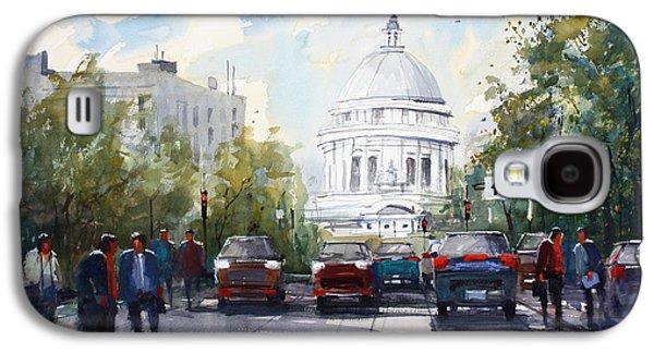 Madison - Capitol Galaxy S4 Case