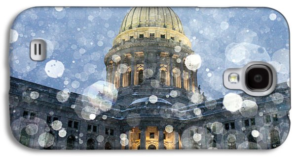 Madisonian Winter Galaxy S4 Case by Todd Klassy