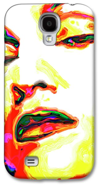 Madonna Galaxy S4 Case by  Fli Art