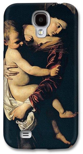 Madonna Di Loreto Galaxy S4 Case