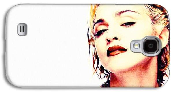 Madonna Galaxy S4 Case by Jonas Luis