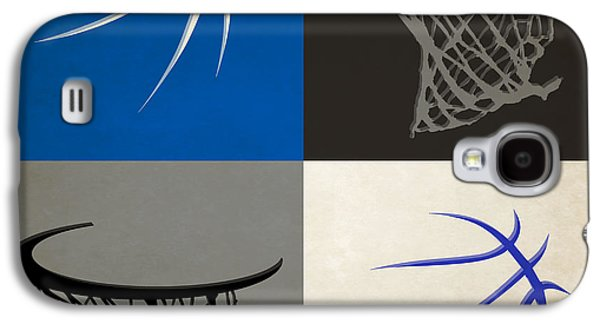 Magic Ball And Hoops Galaxy S4 Case
