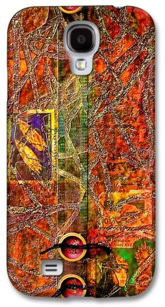 Magic Carpet Galaxy S4 Case by Bellesouth Studio